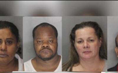 Policía arrestó a cuatro personas vinculadas a un caso de homicidio come...