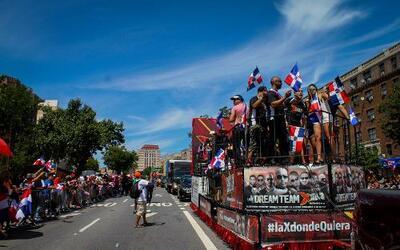 La música, la alegría y el orgullo dominicano fueron los protagonistas d...