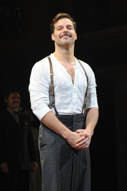 El cantante conquistó Broadway en su regreso a los escenarios tea...