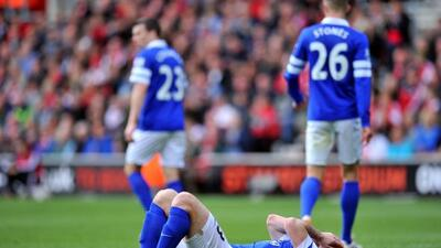 Everton prácticamente ha perdido la esperanza de ir a Champions tras cae...
