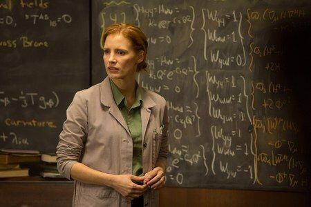 En la película también participa la nominada al Oscar Jessica Chastain.