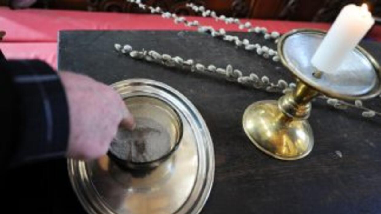 Durante el Miércoles de Ceniza, vándalos profanaron una iglesia católica...