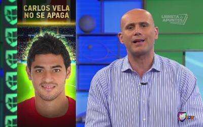 Libreta de Apuntes: Klinsmann, Vela y Maradona