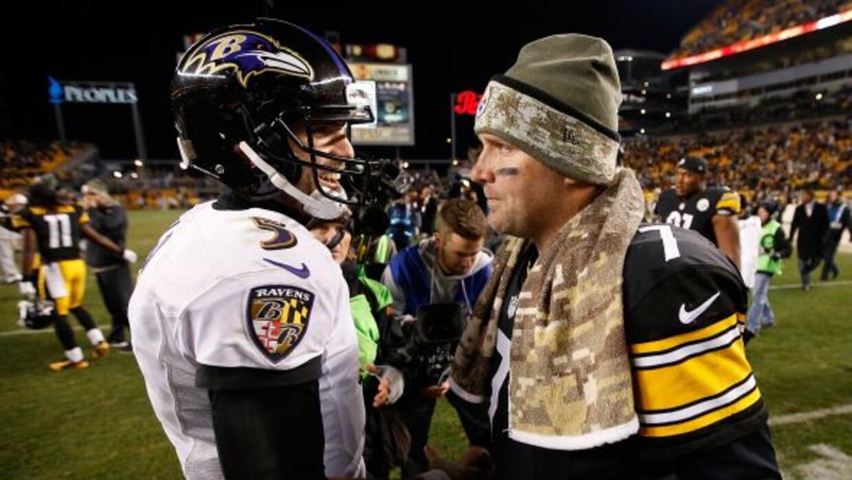 Una de las rivalidades más intensas de la NFL, Steelers vs. Ravens, vivi...