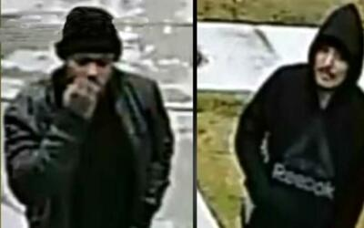 Autoridades buscan a dos hombres sospechosos de ola de robos en Dallas