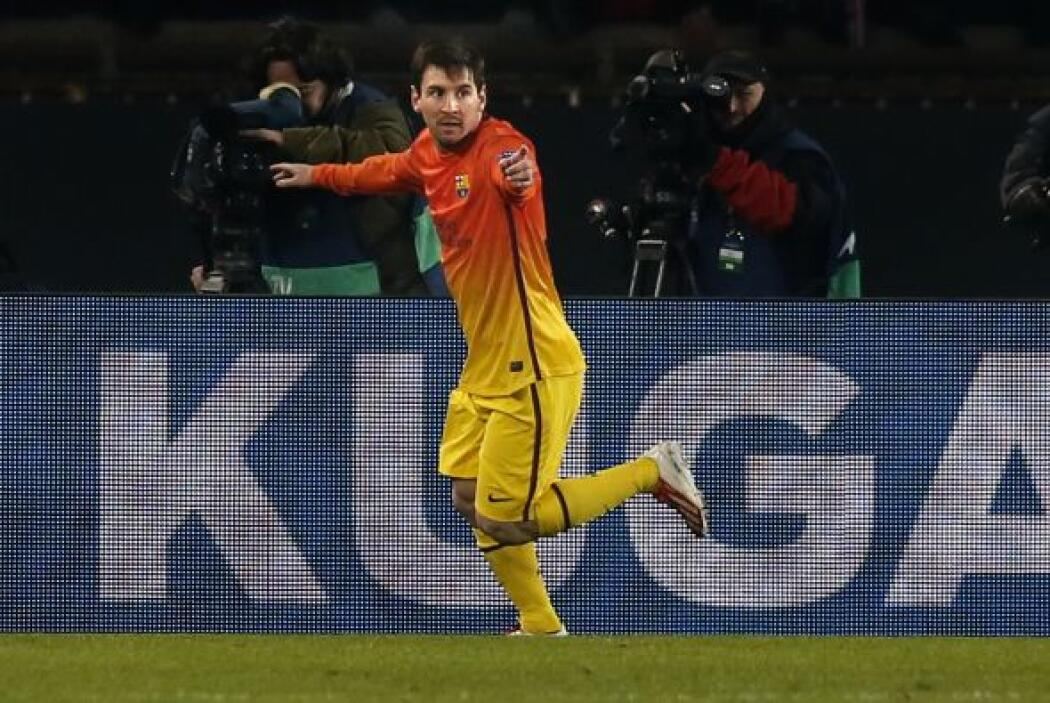 El Barcelona tomaba importante delantera como visitante.