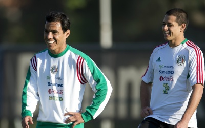 El delantero de Leverkusen dijo que Bravo es su ídolo.