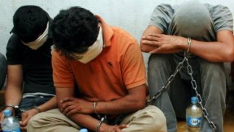 Entre los más de 70 secuestrados había 33 centroamericanos indocumentado...
