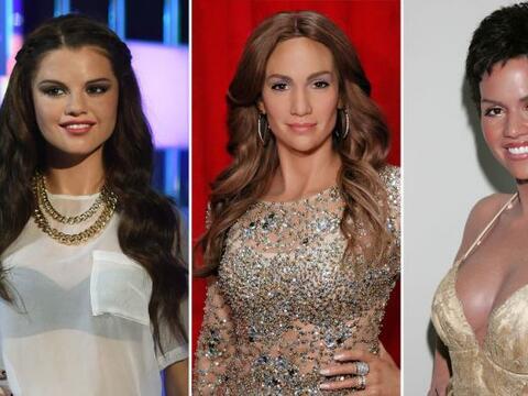 """Para inmortalizar a las celebridades han hecho figuras de cera """"id&..."""