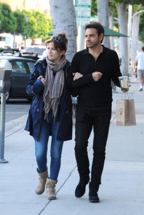 Por ahora, la pareja disfruta de su estancia en Los Ángeles.