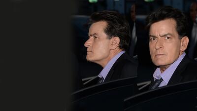Investigan a Charlie Sheen porque se puso feroz con su dentista
