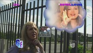 Retrojueves: ¡Cachita escuchó los consejos de Thalía y le fue muy mal!