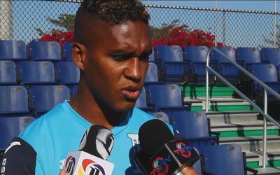 """Brayan Beckeles y el autoelogio: """"Jugador por jugador Honduras es una gr..."""