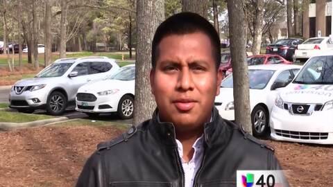 Joven guatemalteco continúa la lucha para obtener su asilo político
