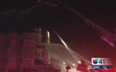 Arrestan menor por causar incendio en Yonkers