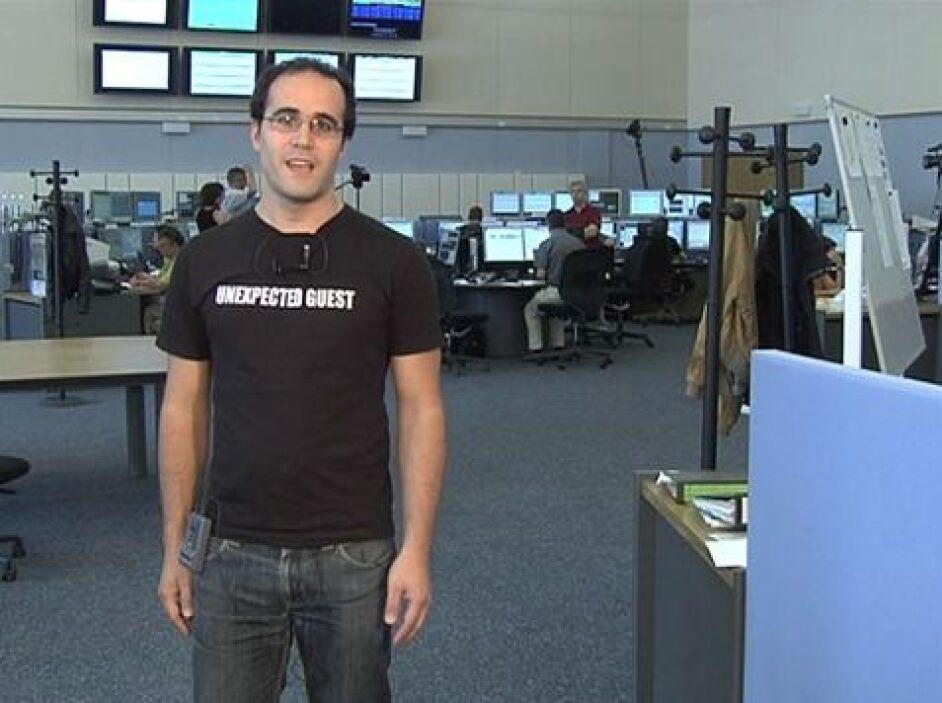 Antonio Vergara Fernández, investigador español, ingeniero del Laborator...