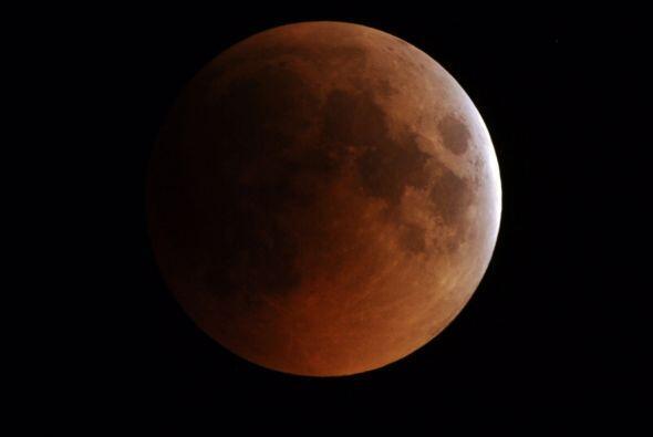 La totalidad del eclipse tendrá lugar durante un período d...