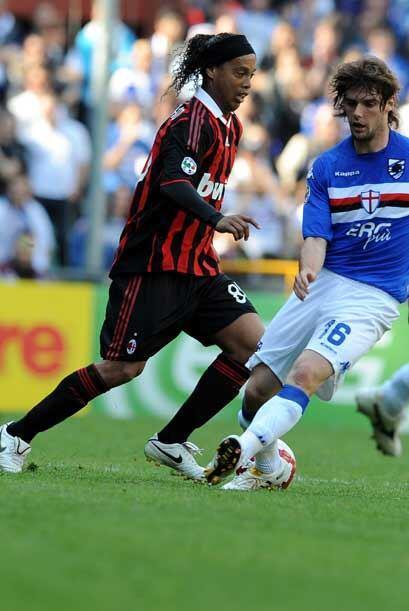 El Milan protagonizó un gran encuentro frente a la Sampdoria.