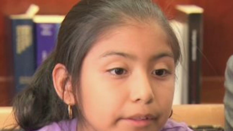 Jersey Vargas, la niña que recorrió medio mundo para salvar a su padre d...