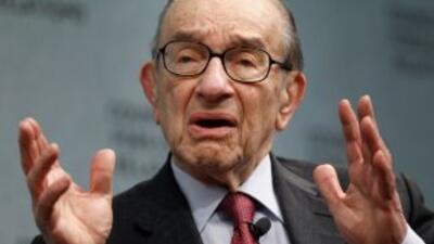 Alan Greenspan dijo que los problemas de Europa se reflejan en la econom...