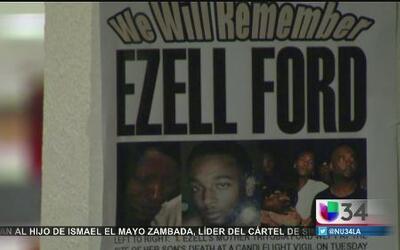 Buscan testigos en la muerte de Ezell Ford