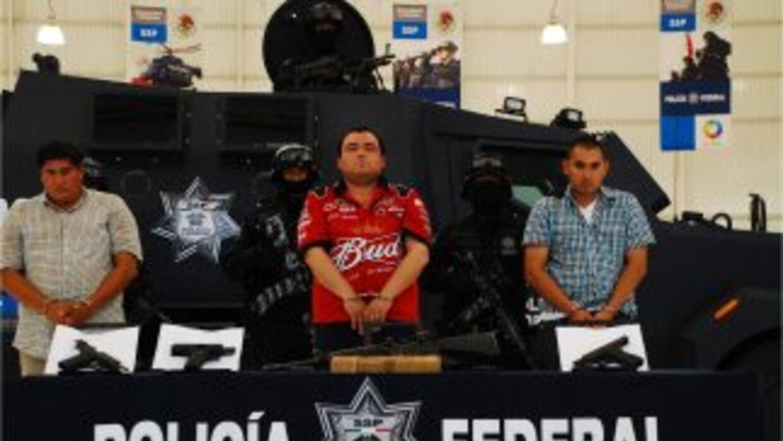 """Gilberto Barragán, alias """"El Tocayo"""", uno de los líderes del cártel edl..."""