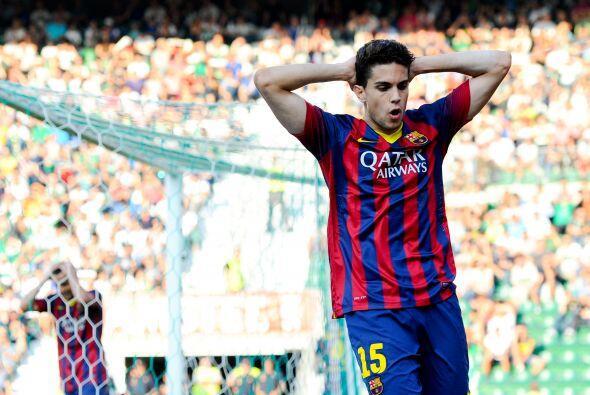 Mismo problema vivió Barcelona, que acabó sin goles y debe...