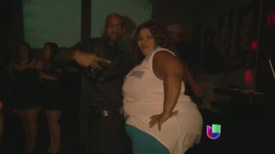 Un club nocturno para mujeres XL en Los Ángeles