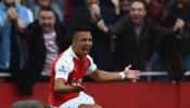 Alexis lidera goleada de Arsenal al United