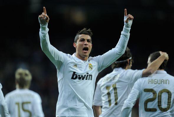 Y casi de inmediato, al 57', un gol más de Cristiano daba pie a u...