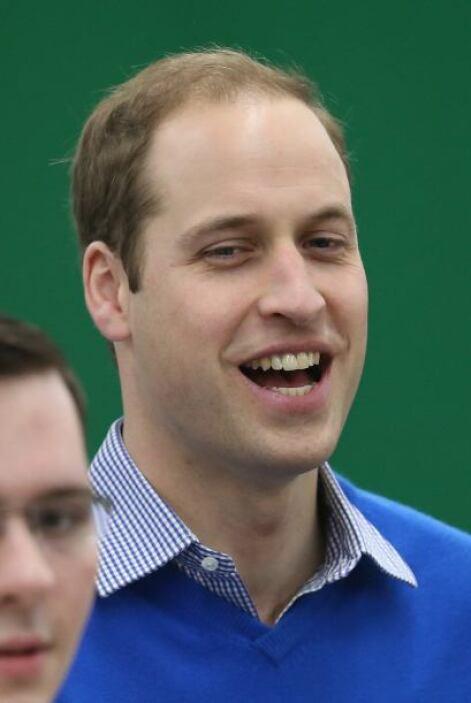 ¡William se la pasó sonriendo! Mira aquí los videos más chismosos.