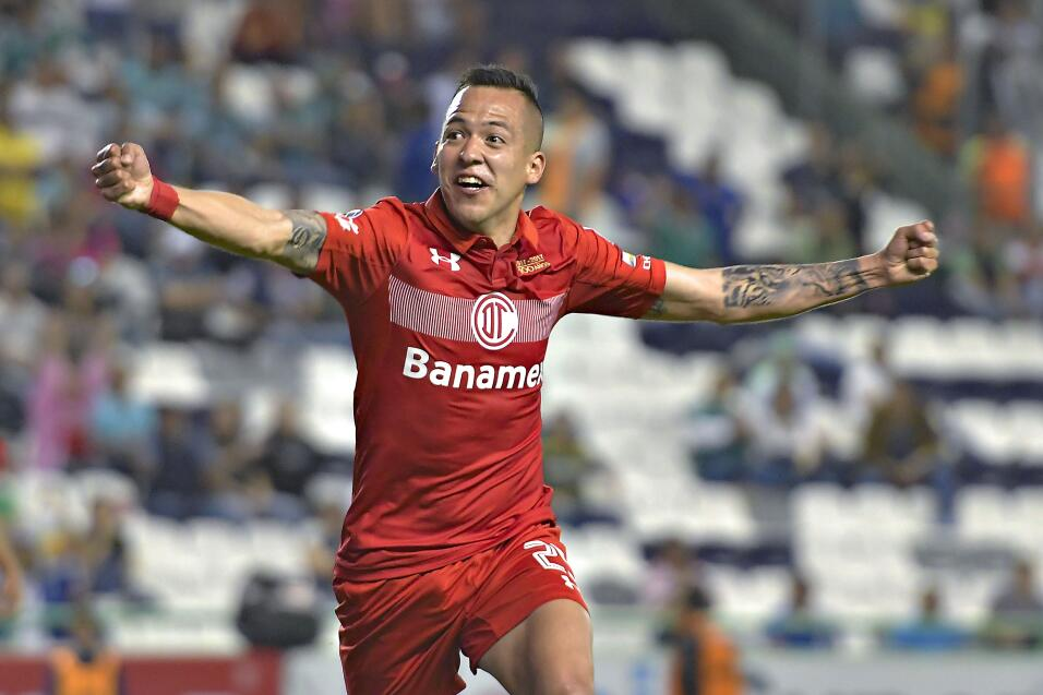 Mauro Boselli reconoció que su gol contra Toluca debió invalidarse  Gol...