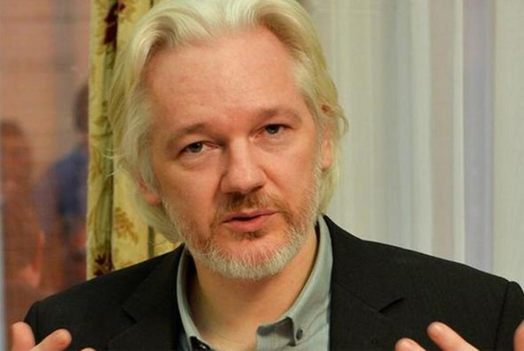 "Assange aseguró que ""pronto"" abandonará la embajada ecuatoriana en Londr..."