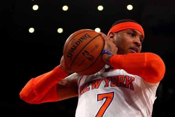 23. New York Knicks  Valor: $1.1 mil millones.  Dueño: Madison Sq...