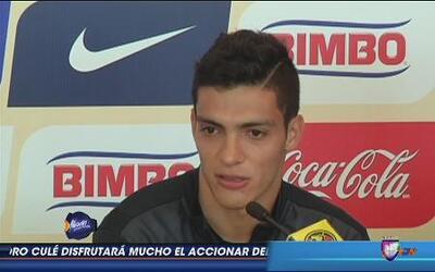 Raúl Jiménez: 'Donde tenga que estar tengo que mostrar de lo que soy capaz'