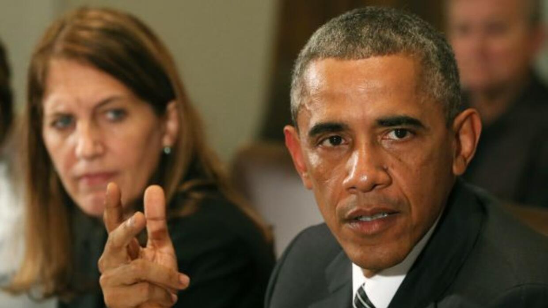 Barack Obama aseguró que supervisará de forma estricta la situación de D...