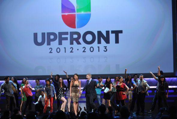 Este Upfront fue todo un éxito para la Univision.