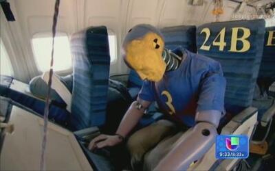 Sobrevivir a accidentes aereo