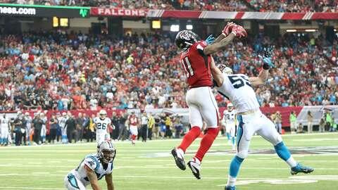 Falcons 20-13 Panthers: Atlanta da sorpresa y le quita el invicto a Caro...