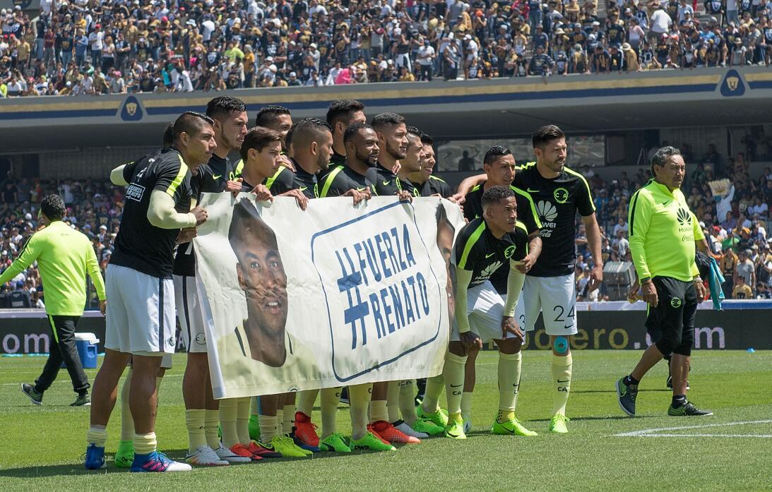 América sufrió, pero al final derrotó 3-2 a los Pumas en CU 003 Fuerza R...