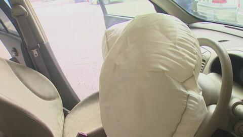 Autoridades del norte de Texas alertan por 500,000 bolsas de autos defec...
