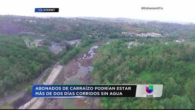 ¿Qué hace el gobierno para enfrentar el racionamiento de agua en Puerto...
