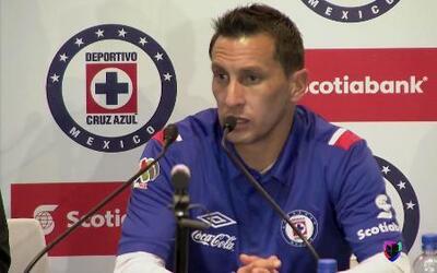 El 'Chaco' se quiere retirar en Cruz Azul