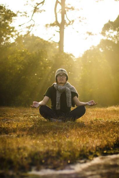 La meditación es una herramienta muy importante. Esto ayuda a con...