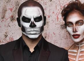 Inspírate en las estrellas de Hollywood para tu fiesta de Halloween