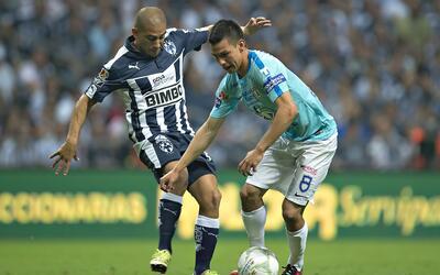 Pachuca vs. Monterrey en directo