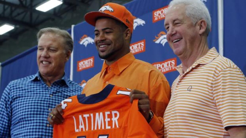 Segunda selección de los Broncos en el Draft 2014 (AP-NFL).