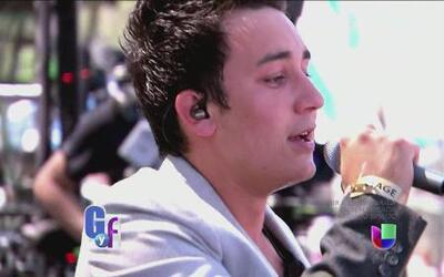 Kevin Ortíz confesó que su hermano Gerardo es su peor critico