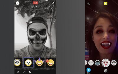 Facebook estrenará en Halloween los filtros característico...