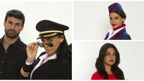 Livia Brito se convertirá en 'La Piloto' y te sorprenderá con sus escena...